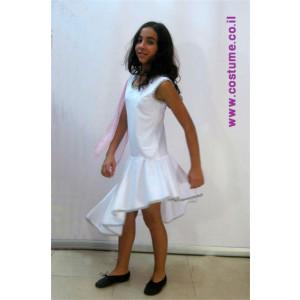 שמלת ילדות אלכסונית