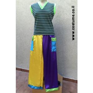 מכנסיים וגופיה/ חולצה למפעילים