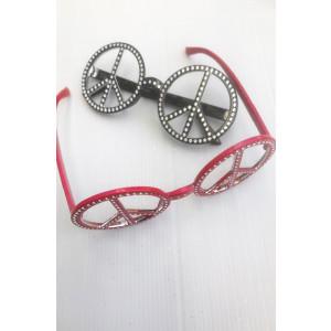 משקפיים דגם יהלום להייפי