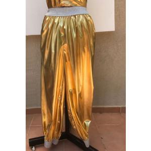 מכנס שרוול בגוון כסף או זהב