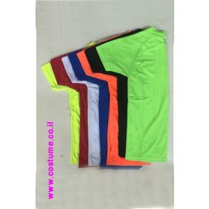 חולצות מדיפות זיעה בצבעים ומידות