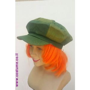 כובע קסקט רחב