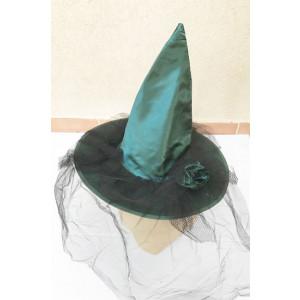 כובע מכשפה מפואר