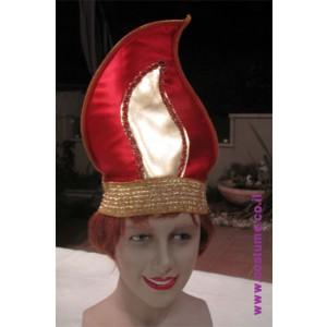 כובע שלהבת נר מפואר