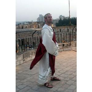 רומאי במוזיאון מגדל-דוד