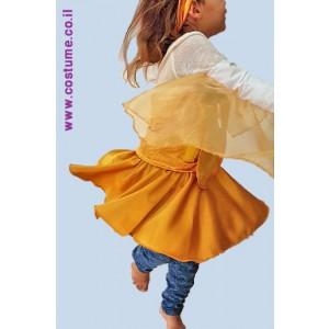 חצאית וזוג שרולונים לכד השמן