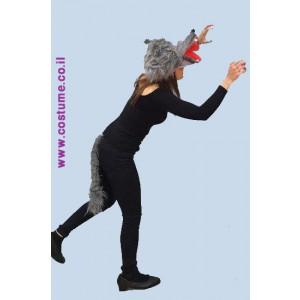 אביזרים לתחפושת זאב