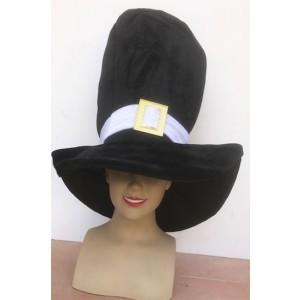 כובע קוסם מפואר מבד