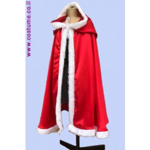 גלימת גב' סנטה ארוכה