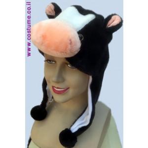 כובע שור -שחור
