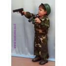 תחפושת לילדים -לוחם קומנדו