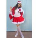 חצאית ושכמיה לסנטה קלאוס
