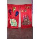 וילון כניסה לילדי יום הולדת