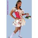 שמלה לנערת כפרית