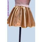 חצאית מעגל שלם מבד מטלי
