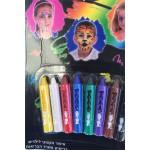 עפרונות צבעוניים לאיפור