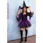 שמלת מכשפה נערות