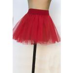 חצאית טוטו נערות גוונים שונים