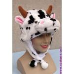 כובע פרה מעוצב