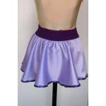 חצאית בסגול