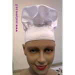 כובע טבח גבוה מבד