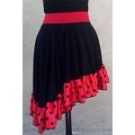 חצאית בסגנון ספרדי לטיני