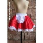 חצאית כיפה אדומה מהודרת
