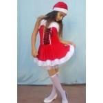 שמלת מחוך לסנטה קלאוס