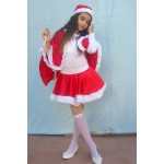 סנטה- תחפושת למידות גדולות