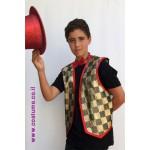 תלבושת למפעיל מידות גדולות  - וסט קוסמים