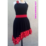 חצאית בסגנון ספרדי לטיני קניה או השכרה