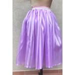 """חצאית אורגנזה 75 ס""""מ במגוון צבעים מידות גדולות"""