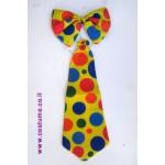 סט פפיון ועניבה ענקיים
