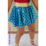 חצאיות מנוקדת ליחידים או קבוצה