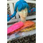 פאה צמות מתכוננת במגוון צבעים