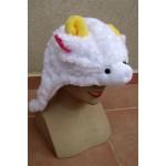 כובע כבשה  מעוצב
