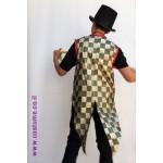 תלבושת מפעיל במידות גדולות - טוקסידו בזהב
