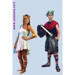 חוגגים את הניצחון - זוג יווני