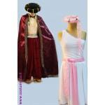 תחפושת זוגית-אחשוורוש ואסתר המלכה