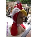 כובע תרנגול מיוחד