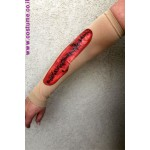 שרוול פצע קעקוע
