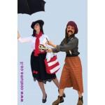 תחפושת זוגית-הבוהמה הצרפתית
