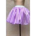 """חצאית אורגנזה 50 ס""""מ במגוון צבעים"""