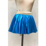 חצאית מעגל מליקרה מטלי צבעים שונים