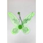 כנפיים ירוקות עם שרביט