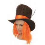 כובע ופאה לכובען המטורף