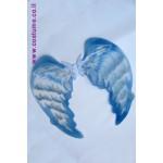 כנפיים מלאך תכלת ענק
