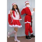 זוג סנטה קלאוס