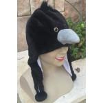 כובע עורב מעוצב