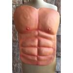 בטן שרירית